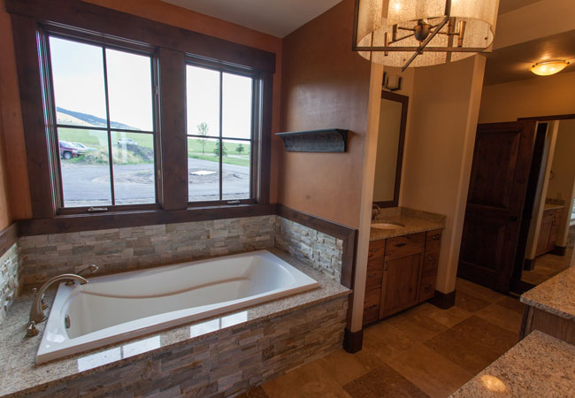 About Us McElmurry Homes Inc - Bathroom remodeling missoula mt